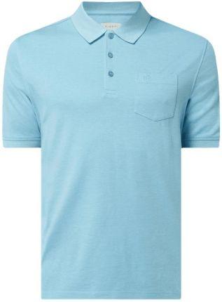 Koszulka polo z kieszenią na piersi - Ceny i opinie T-shirty i koszulki męskie MVMD