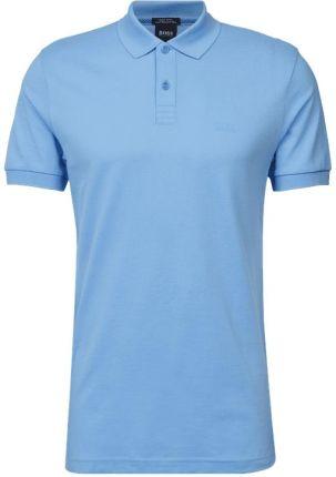 Boss Athleisurewear Koszulka Polo O Kroju Regular Fit Z Czystej Bawełny - Ceny i opinie T-shirty i koszulki męskie WLTW