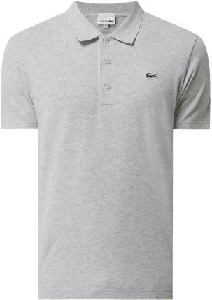 Lacoste Koszulka Polo O Kroju Slim Fit Z Bawełny - Ceny i opinie T-shirty i koszulki męskie XMND