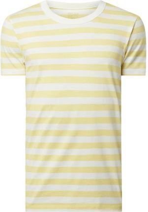 Esprit T-Shirt O Kroju Regular Fit Z Bawełny Ekologicznej - Ceny i opinie T-shirty i koszulki męskie XVWG