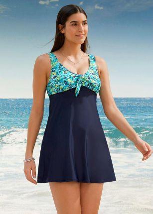 Bonprix Sukienka Kąpielowa , - Ceny i opinie Stroje kąpielowe MLSI