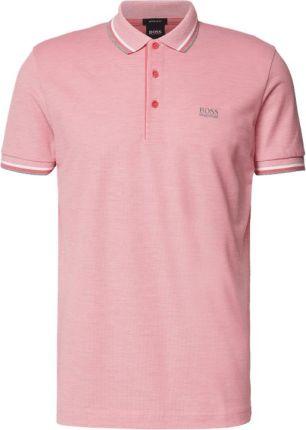 Boss Athleisurewear Koszulka Polo O Kroju Regular Fit Z Czystej Bawełny Model 'Paddy 2' - Ceny i opinie T-shirty i koszulki męskie CJSX