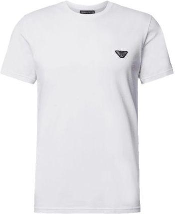 Emporio Armani T-Shirt Z Wyhaftowanym Logo - Ceny i opinie T-shirty i koszulki męskie GNDB