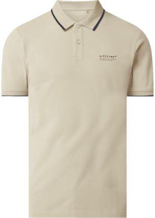 Koszulka polo o kroju regular fit z piki - Ceny i opinie T-shirty i koszulki męskie QQKR
