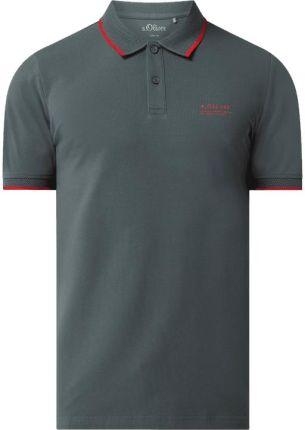 Koszulka polo o kroju regular fit z piki - Ceny i opinie T-shirty i koszulki męskie JBQB
