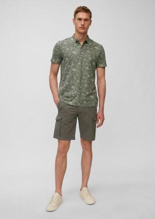 Koszulka Polo Z KrÓtkim Rękawem Z Piki Shaped - Ceny i opinie T-shirty i koszulki męskie PLIT
