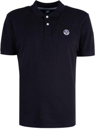 North Sails Koszulka Polo - Ceny i opinie T-shirty i koszulki męskie ZEMX