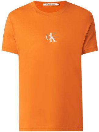 T shirt z bawełny - Ceny i opinie T-shirty i koszulki męskie ZQFD