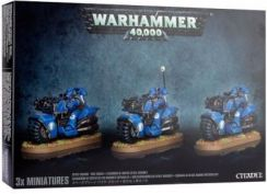 Games Workshop Warhammer 40K SPACE MARINE BIKE SQUAD (G99140101056)