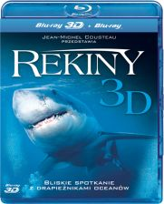 Rekiny 3D (Sharks) (Blu-Ray)