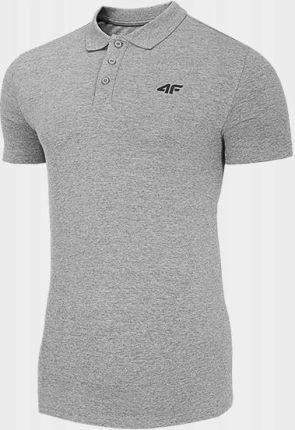 Koszulka Polo T shirt Męski 4F TSM310 - Ceny i opinie T-shirty i koszulki męskie OUXX