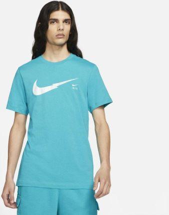 Nike T shirt męski Nike Sportswear Zieleń - Ceny i opinie T-shirty i koszulki męskie ONYV