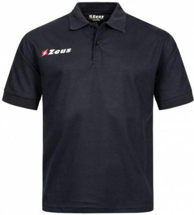 Zeus Basic Mężczyźni Koszulka polo marynarka wojenna - Ceny i opinie T-shirty i koszulki męskie WVED
