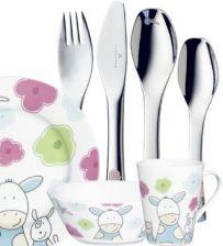 Auerhahn Zestaw Obiadowy Dla Dziecka Farmily 7szt 61000138 Ceny I