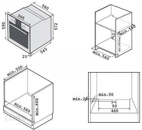 piekarnik samsung dual cook bq1d6g144 opinie i ceny na. Black Bedroom Furniture Sets. Home Design Ideas