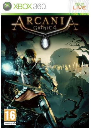 Arcania Gothic 4 Gra Xbox 360 Ceneo Pl