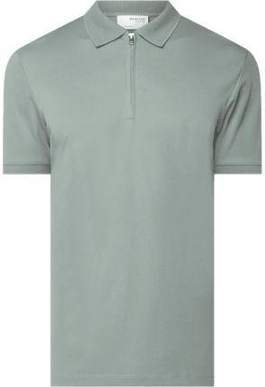 Koszulka polo z bawełny ekologicznej model 'Fave' - Ceny i opinie T-shirty i koszulki męskie RKOF