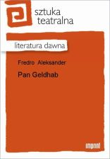Pan Geldhab (E-book)