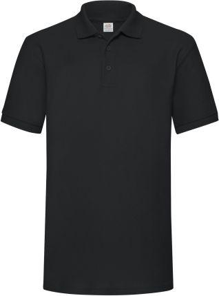 Koszulka męska 65/35 Heavy Polo Fruit Of The Loom - Ceny i opinie T-shirty i koszulki męskie VYVP
