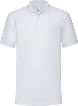 Koszulka męska 65/35 Heavy Polo Fruit Of The Loom - Ceny i opinie T-shirty i koszulki męskie FLEU