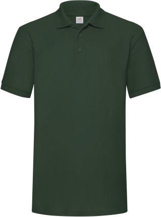 Koszulka męska 65/35 Heavy Polo Fruit Of The Loom - Ceny i opinie T-shirty i koszulki męskie EEOT