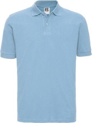 Koszulka męska Polo Classic Russell - Ceny i opinie T-shirty i koszulki męskie XRWZ