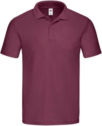 Koszulka męska Original Polo Fruit of the Loom - Ceny i opinie T-shirty i koszulki męskie YJMX
