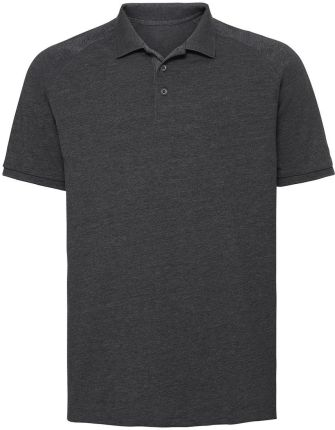 Koszulka męska Raglan Polo Russell - Ceny i opinie T-shirty i koszulki męskie UGBU