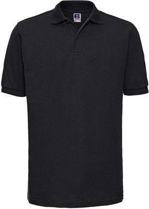 Koszulka męska polo z polibawełny Russell - Ceny i opinie T-shirty i koszulki męskie NUPG
