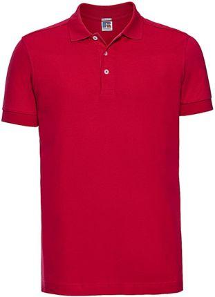 Koszulka męska Stretch polo Russell - Ceny i opinie T-shirty i koszulki męskie BFTS