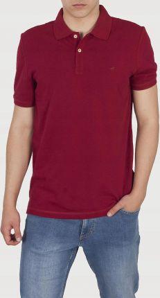 Mustang Polo Rhubarb - Ceny i opinie T-shirty i koszulki męskie FDLX