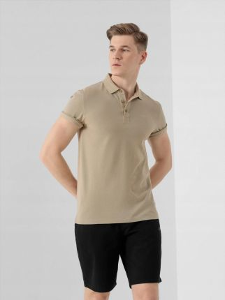 Koszulka Polo Męska 4F TSM311 D4L21 - Ceny i opinie T-shirty i koszulki męskie UTWS