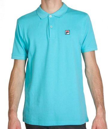Fila Edgar Polo 682394 L07 Koszulka Męska - Ceny i opinie T-shirty i koszulki męskie KMED