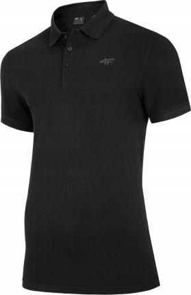 Koszulka Polo męska 4F T shirt NOSH4 TSM008 S - Ceny i opinie T-shirty i koszulki męskie VVOB