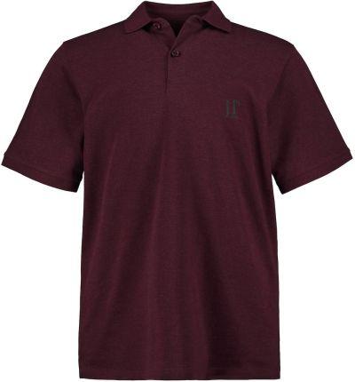 Duże rozmiary Koszulki polo, mężczyzna, fioletowy, rozmiar L, bawełna poliester, JP1880 - Ceny i opinie T-shirty i koszulki męskie DUFB