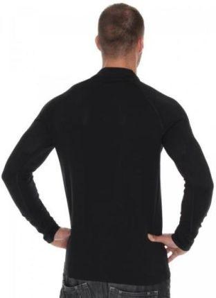 Brubeck LS10620 Koszulka polo Prestige czarna M - Ceny i opinie T-shirty i koszulki męskie TRLG