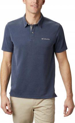Koszulka polo Columbia Nelson Point - Ceny i opinie T-shirty i koszulki męskie UKYE