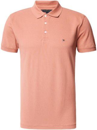 Koszulka polo z czystej bawełny - Ceny i opinie T-shirty i koszulki męskie YAUW