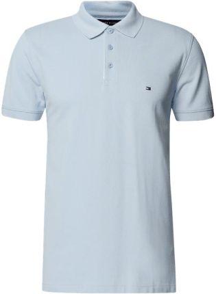 Koszulka polo z czystej bawełny - Ceny i opinie T-shirty i koszulki męskie KJFP