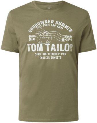 T shirt z logo - Ceny i opinie T-shirty i koszulki męskie UTJS