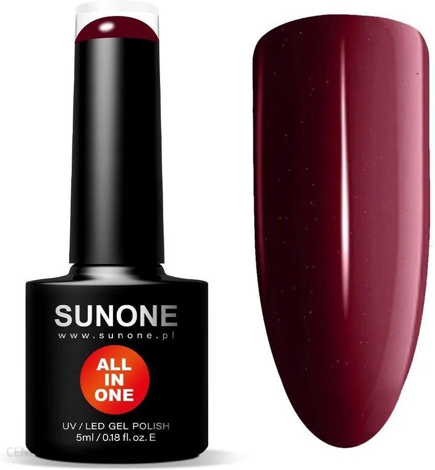 Sunone All In One lakier hybrydowy 3w1 C18 Cleo 5ml