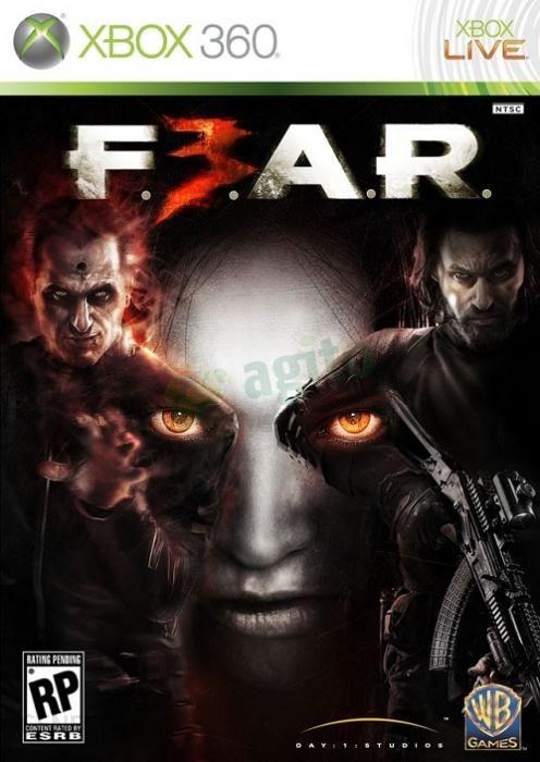 F 3 A R Fear 3 Gra Xbox 360 Ceneo Pl