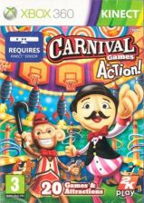 Carnival Games: In Action (Gra Xbox 360)