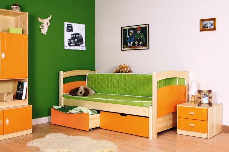 Piętrus łóżko Wysuwane Jednopoziomowe Karol łałw80 Ceny I Opinie Ceneopl