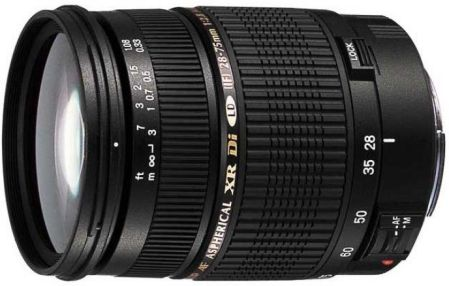 Tamron SP AF 28-75mm f/2.8 XR Di LD Aspherical (IF) MACRO (Canon)