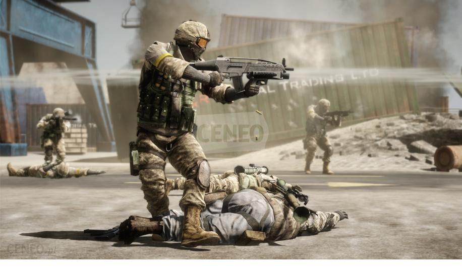 Battlefield Bad Company 2 Vietnam Gra Pc Ceneo Pl