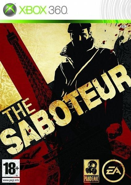 Saboteur Gra Xbox 360 Ceneo Pl