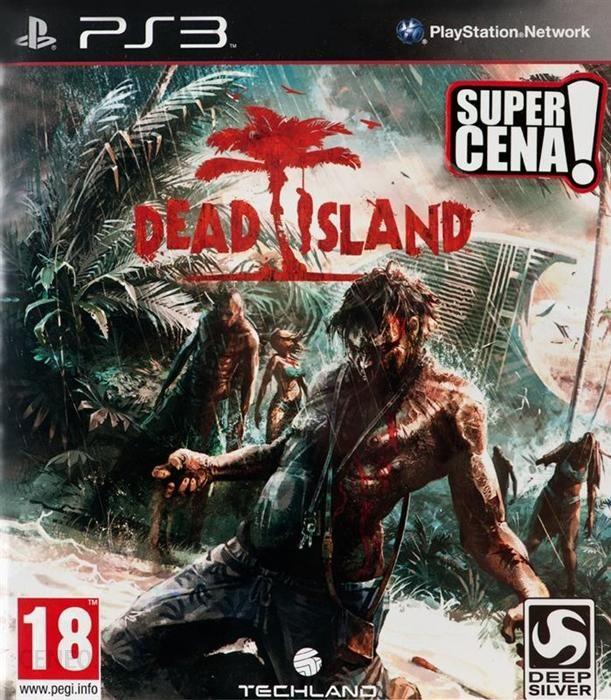 Dead Island Gra Ps3 Ceneo Pl