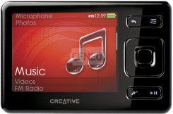 Odtwarzacz mp3 Creative Zen 2GB - Opinie i ceny na Ceneo pl