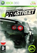Need For Speed: ProStreet (Gra Xbox 360)